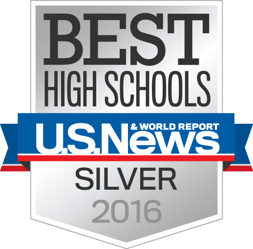 U.S. News Best High School Silver 2016